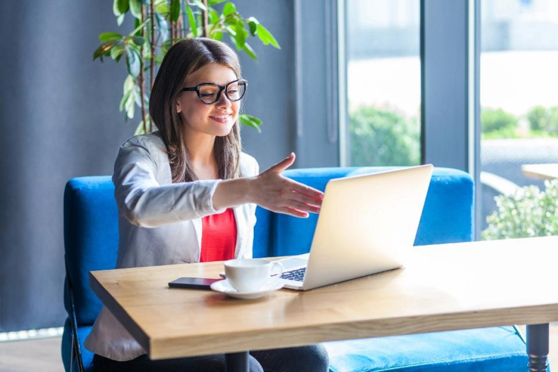 Top 10 Remote Online Interview Tips In Lockdown   Zebrec